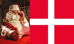 Få et brev fra julemanden